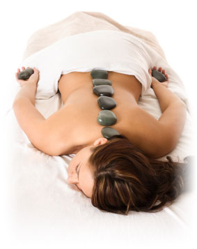 how to give a hot stone massage